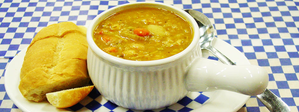 The Best Homemade Soups in Richmond - Veggie and Hearty freshly made daily