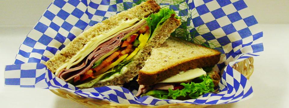 Bakery Special Multigrain Bread Sandwich