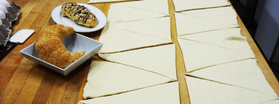 Steveston Bakery makes homemake croissants daily